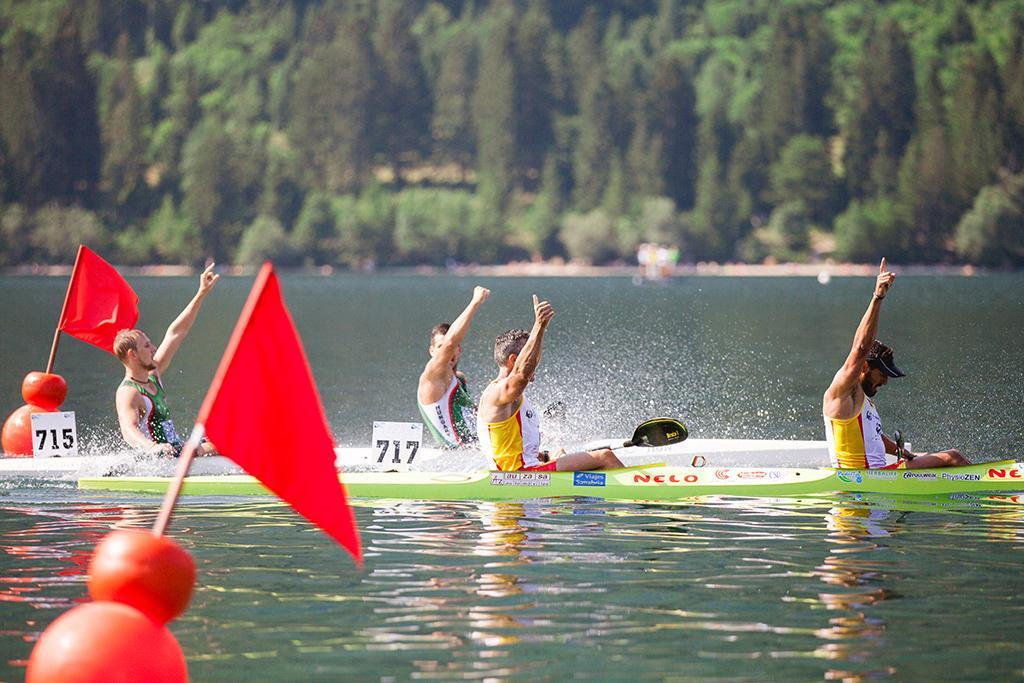 Canoe European Championship Bohinj