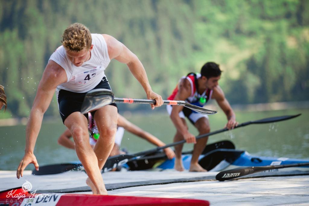 Canoe Marathon European Championship Bohinj