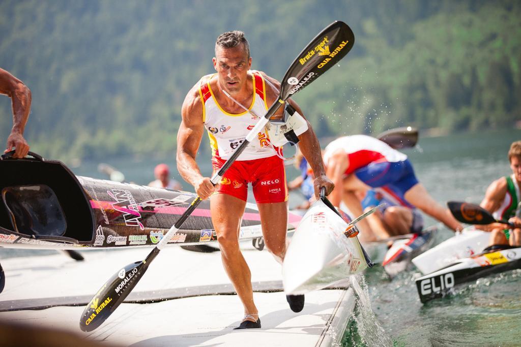 Canoe Marathon European Championship - saturday