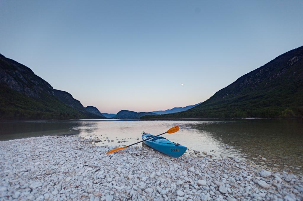 Bohinj Kayaking Kajakiranje (1)