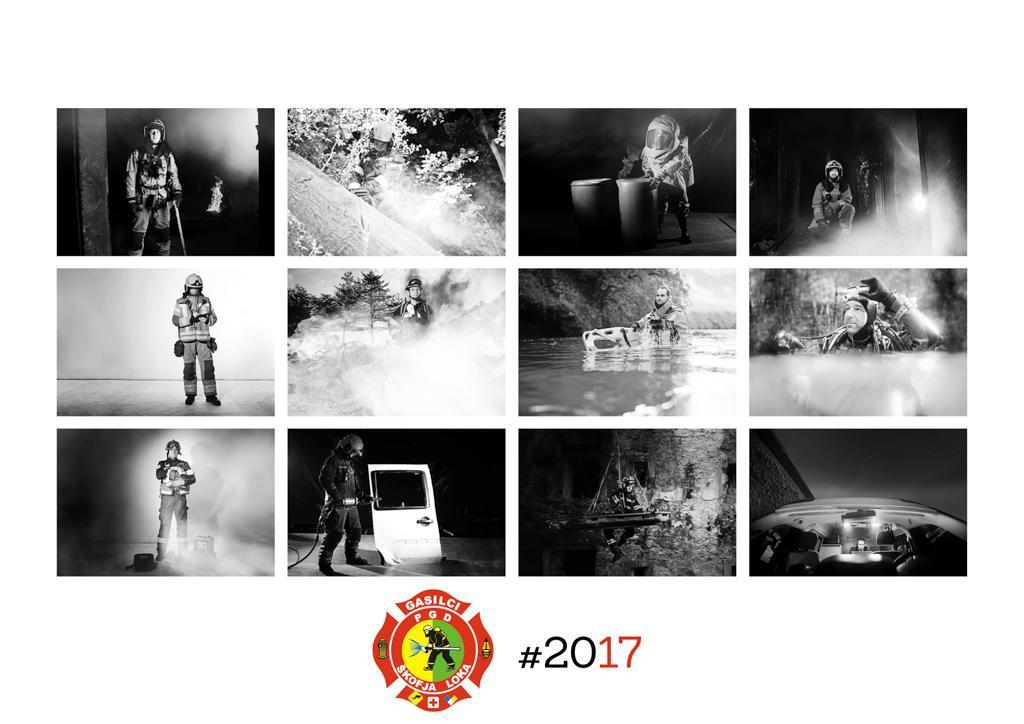 Gasilci Koledar Firefighters Calendar (1)