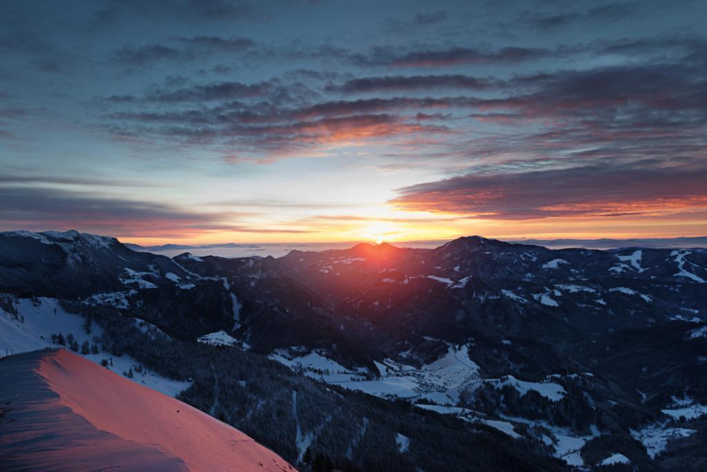 Soriška Planina Sončni Vzhod (1)