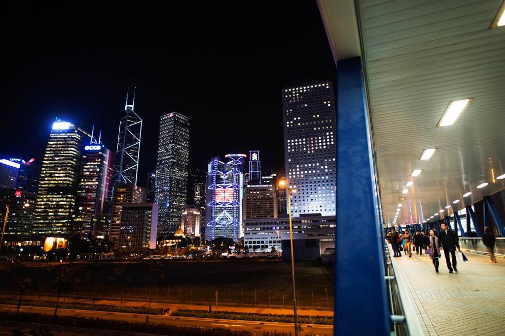 Hong Kong potovanje (1)