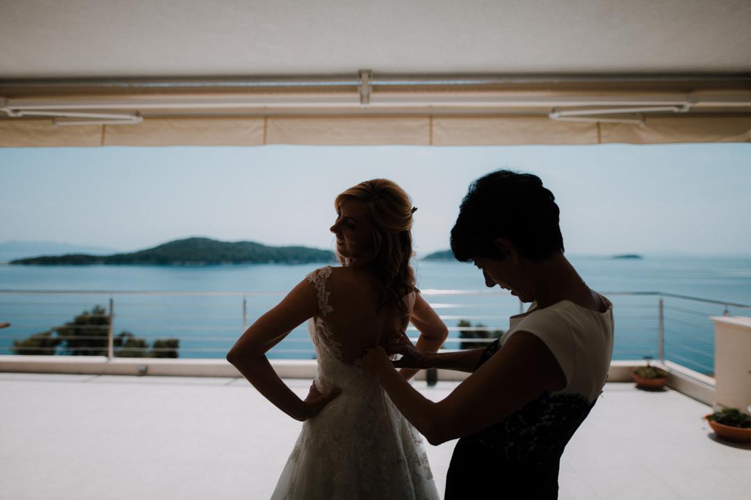 Wedding Korcula Croatia23