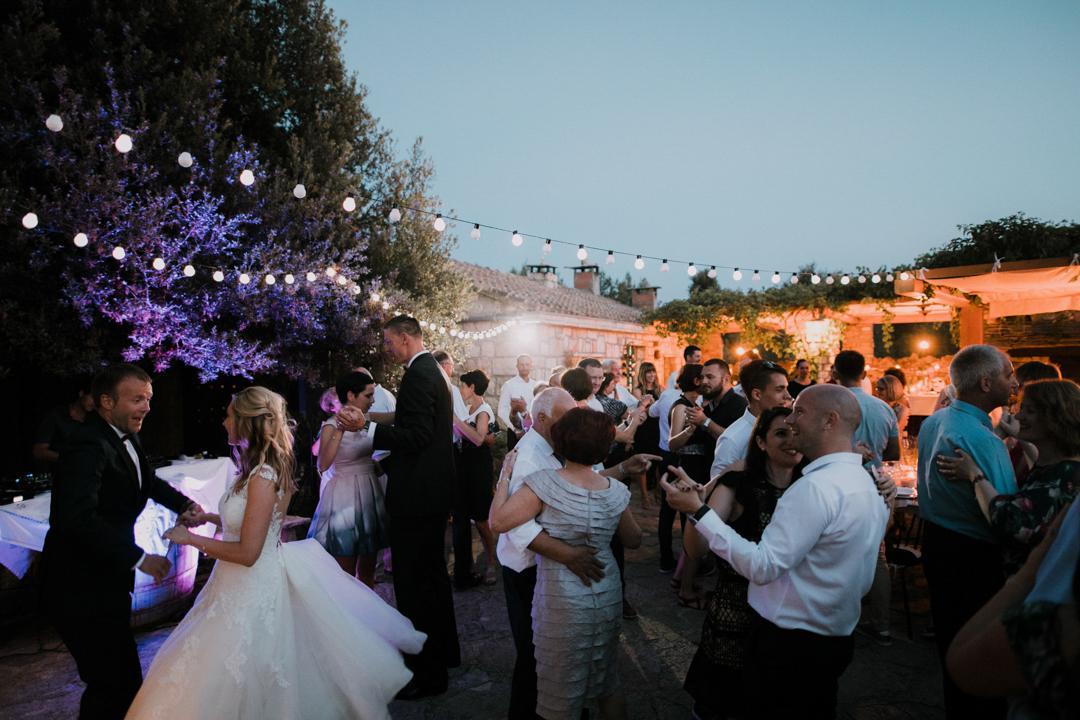 Wedding Korcula Croatia97