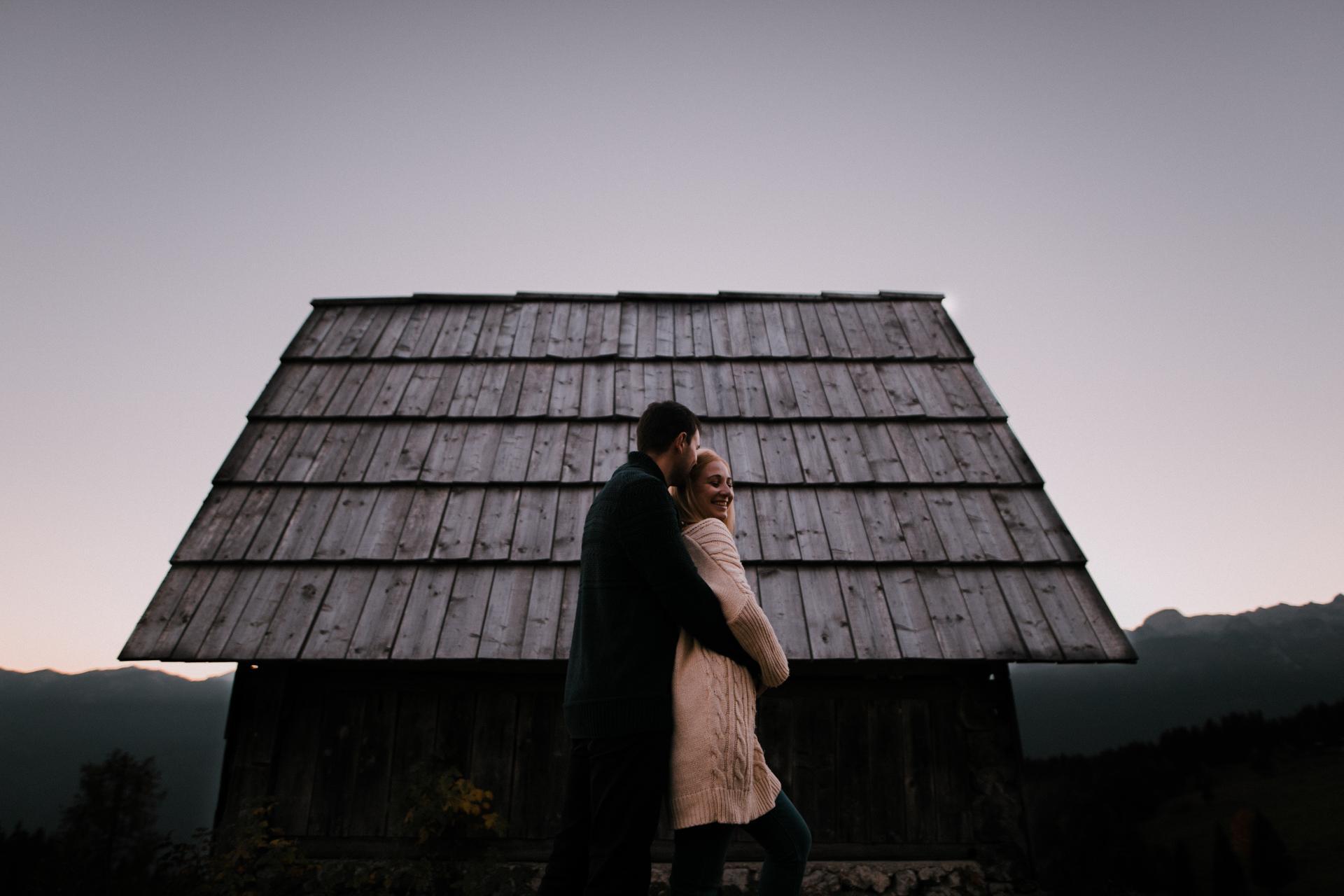 Engagement Wedding Bohinj Pokljuka43