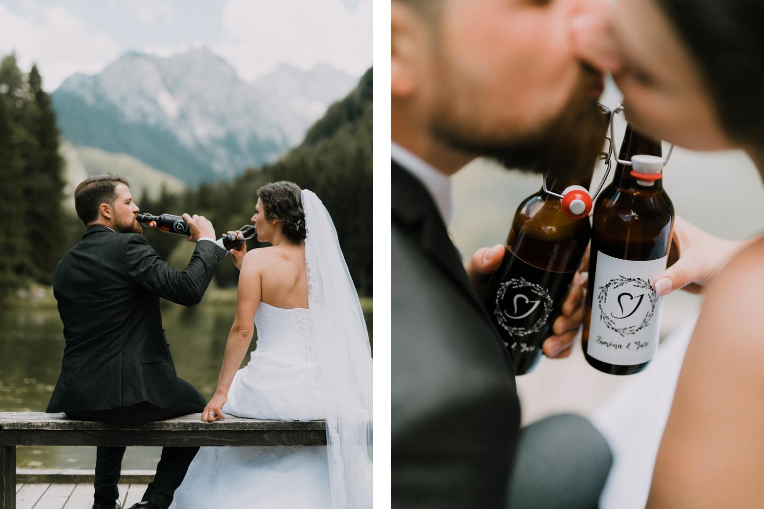 Wedding Krvavec Gorenjska2