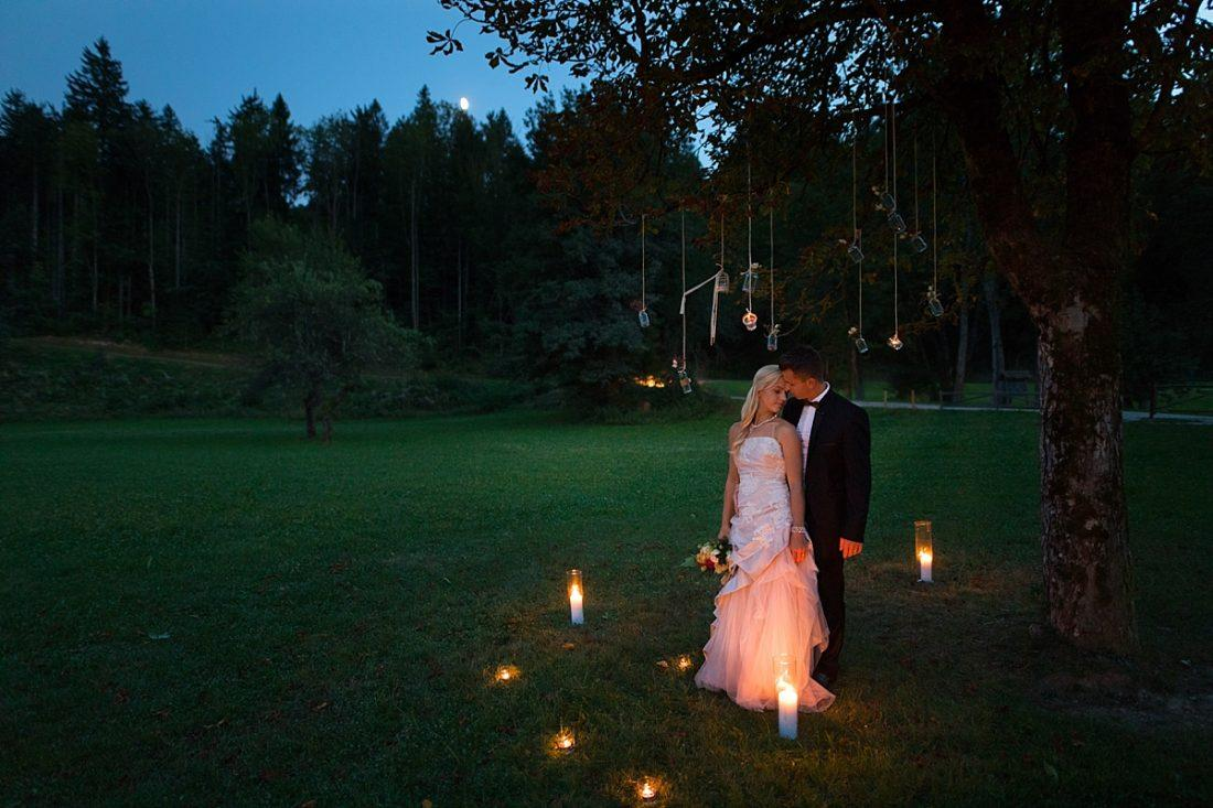 Wedding / Visoko pri Poljanah / Tavčarjev dvorec