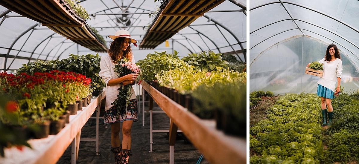 Fotografiranje Vrtnastva Gardening Portrait