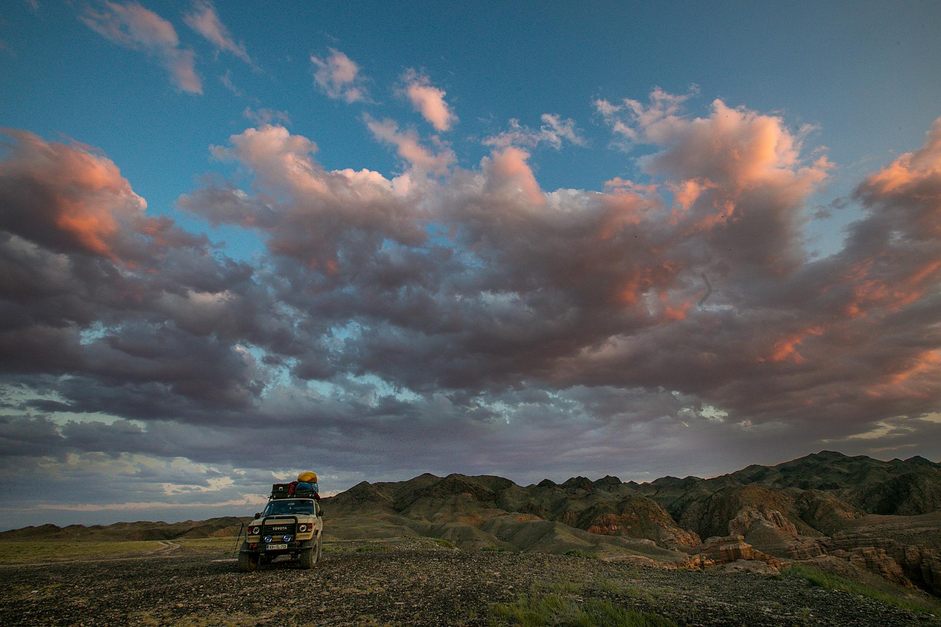Kazakhstan overland katja jemec