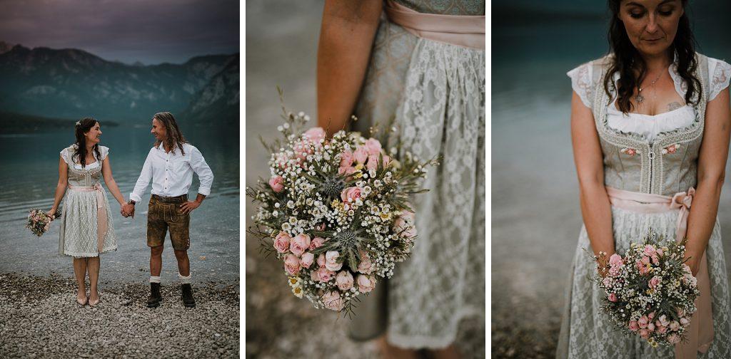 Wedding in Bohinj - Poroka v bohinju