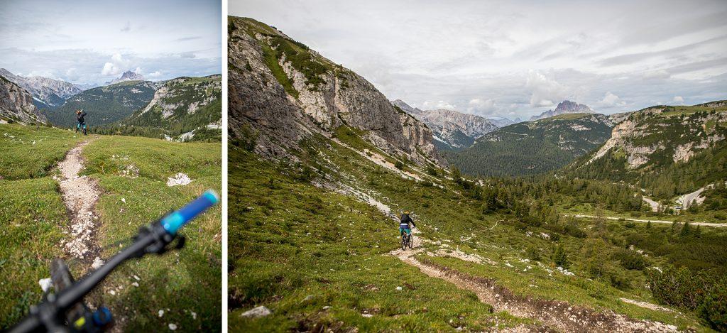 Passo Giau mountainbike