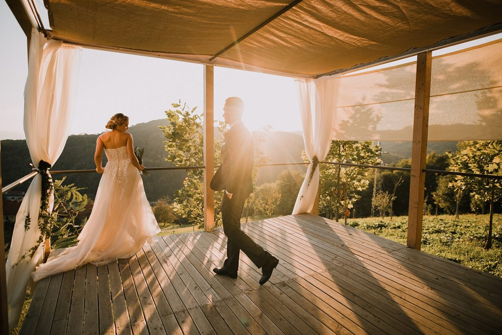 Wedding Tri Lučke, Poroka tri Lučke