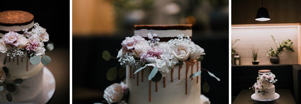 Poročna torta Emazing Creations
