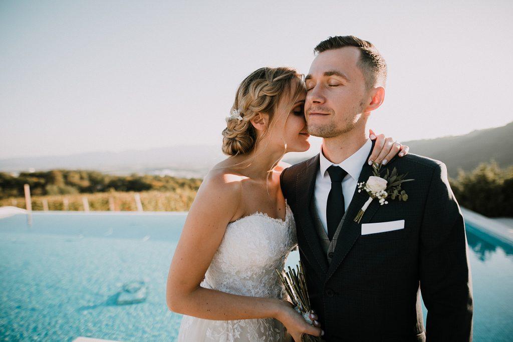 Poroka na Treh Lučkah