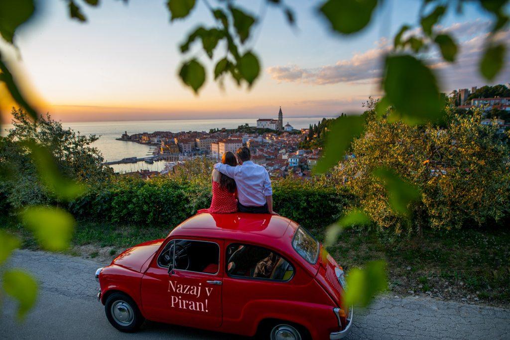 Portoroz Piran, Feel Slovenia, Fičko.